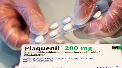 Coronavirus: l'Agence du médicament et le Haut conseil de la santé publique donnent un coup d'arrêt à l'hydroxychloroquine en France