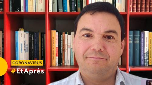 """GRAND ENTRETIEN. Thomas Piketty, économiste, dessine l'après-coronavirus : """"Il faudra demander un effort aux plus aisés"""""""