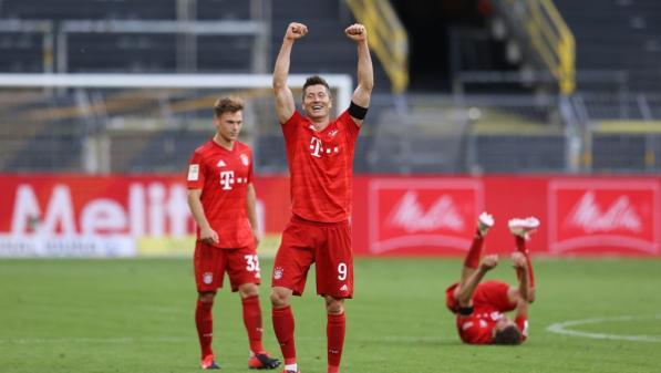 Foot : le Bayern Munich, de la crise du début de saison au sommet du championnat allemand