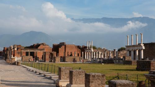 Italie : le site archéologique de Pompéi rouvre progressivement ses portes au public