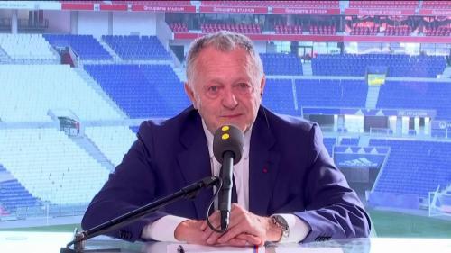 Reprise des championnats, baisse des salaires dans le football, pertes financières... le 8h30 franceinfo de Jean-Michel Aulas