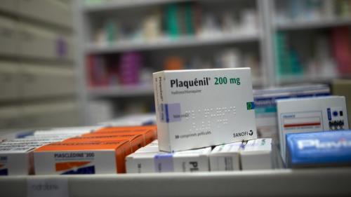 L'hydroxychloroquine n'est plus autorisée en France contre le Covid-19, sauf pour des essais cliniques