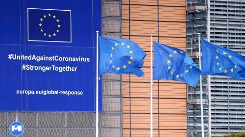 Coronavirus: la Commission européenne propose un plan de 750milliards d'euros pour relancer l'économie