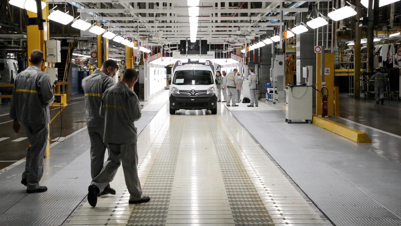DIRECT. Renault : l'usine de Maubeuge à l'arrêt après l'annonce de la suppression de 4 600 emplois en France