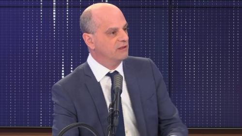 Décrocheurs: l'Éducation nationale a perdu le contact avec 4% des élèves en moyenne à la fin du confinement, indique Jean-Michel Blanquer