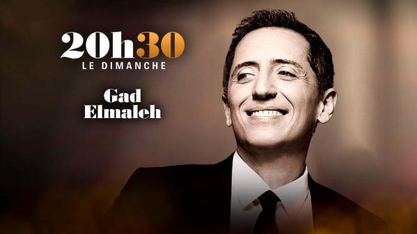 """""""20h30 le dimanche"""" avec Gad Elmaleh"""