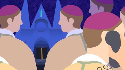 RECIT. Coronavirus : comment l'Eglise a remué ciel et terre pour obtenir la reprise des rassemblements religieux