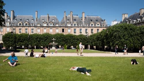 DIRECT. Déconfinement : les parcs et les jardins ont rouvert en région parisienne, en attendant les cafés et les restaurants mardi