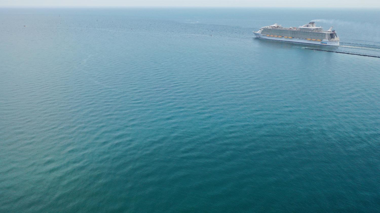 the cruise sector still at a standstill