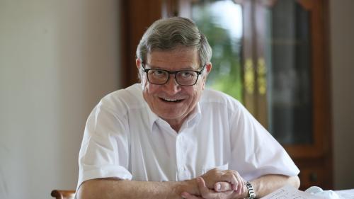 """Guéri du coronavirus, le député du Haut-Rhin Jean-Luc Reitzer raconte : """"Après ça, on n'est plus tout à fait le même"""""""