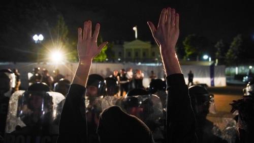 EN IMAGES. De Minneapolis aux abords de la Maison Blanche... La colère suscitée par la mort de George Floyd gagne les Etats-Unis