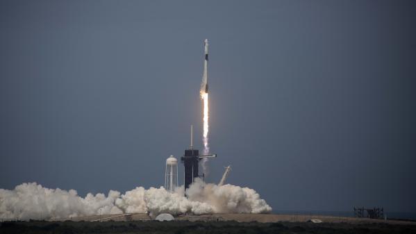 """SpaceX : """"C'est une ère nouvelle qui commence"""", s'enthousiasme l'astronaute français Patrick Baudry"""