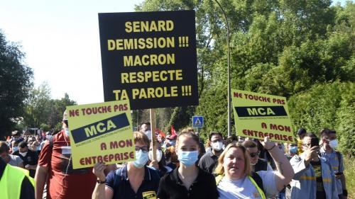 """""""Je n'ai aucune intention"""" de fermer le site de Maubeuge, assure le président du groupe Renault"""
