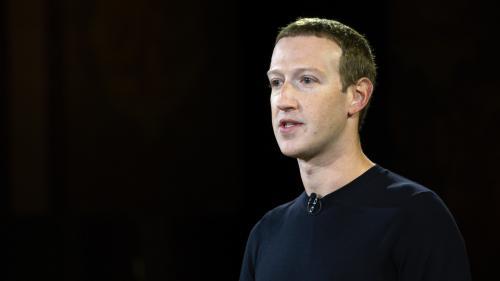 Le fondateur de Facebook, Mark Zuckerberg, désavoué par des salariés après avoir refusé de signaler des messages polémiques de Donald Trump