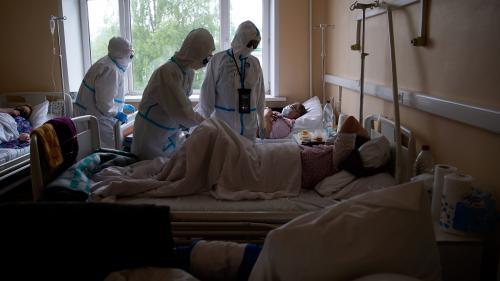 DIRECT. Coronavirus : la Russie enregistre plus de 9 000 nouveaux cas de Covid-19 en 24 heures