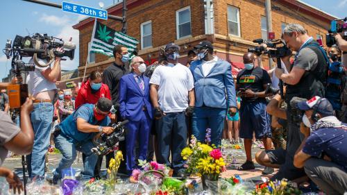 Mort de George Floyd : deux autopsies concluent à un homicide