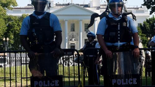 Mort de George Floyd : Washington, New York et une quarantaine de villes américaines sous couvre-feu