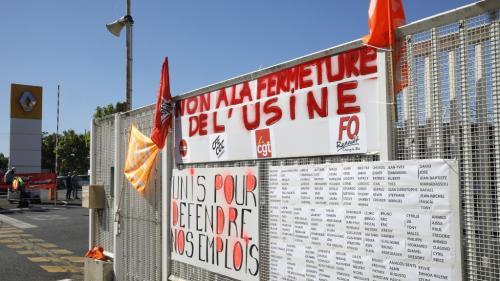 Renault : des salariés de Choisy-le-Roy se mettent en grève reconductible contre la fermeture de leur usine