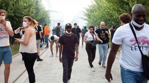 """Violences policières : """"L'usage de la force engendre des images qui sont parfois complexes à comprendre pour les citoyens"""", affirme le ministère de l'Intérieur"""