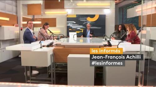 Violences policières en France, inquiétudes autour de l'emploi, rapport du Sénat sur Lubrizol... Les informés du 4 juin