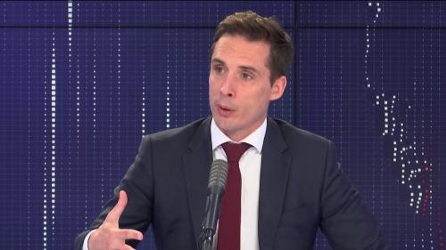 """VIDEO. """"La reprise dans les transports ne peut pas se faire au détriment des voyageurs"""", affirme Jean-Baptiste Djebbari"""