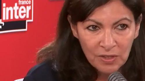 """Déconfinement : """"Si l'épidémie recule, alors on doit pouvoir revenir dans des salles de restaurant"""" à Paris, estime Anne Hidalgo"""