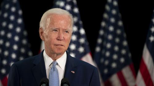 Présidentielle américaine : Joe Biden est officiellement le candidat démocrate