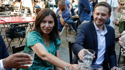 Municipales : à Paris, un sondage donne Anne Hidalgo largement en tête devant Rachida Dati