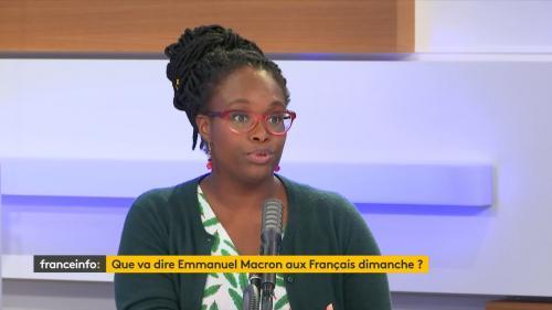 """Violences policières : """"Nous avons une totale confiance, mais aussi une grande exigence"""" envers les forces de l'ordre, affirme Sibeth Ndiaye"""
