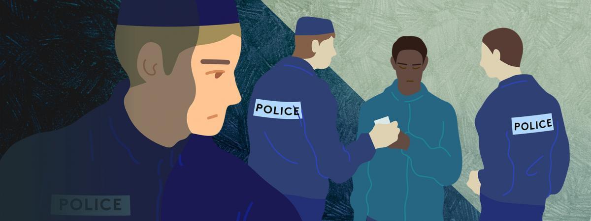 En 2019, vingt-deux enquêtes engagées contre des policiers pour des propos racistes ont été transmises à la justice, selon le ministre de l\'Intérieur.