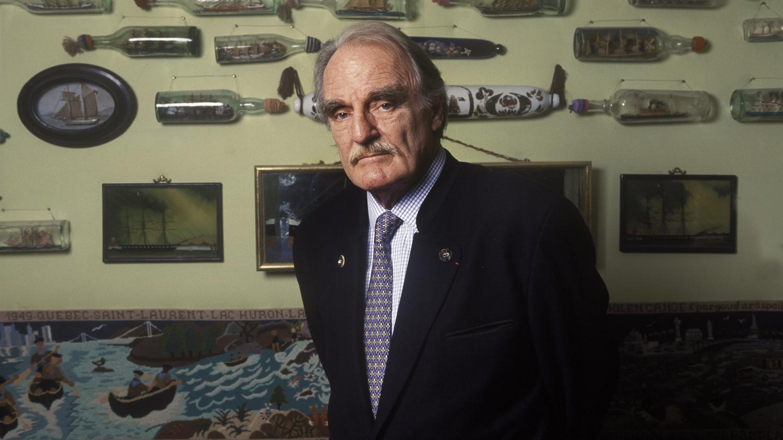 Jean Raspail, auteur notamment du  Camp des saints , roman culte de l'extrême droite, est mort à 94ans