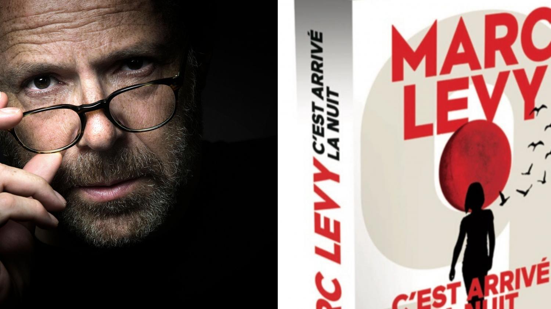 C'est arrivé la nuit  :  le nouveau roman de Marc Lévy, premier tome d'une série, annoncé pour fin septembre