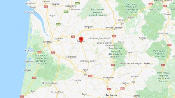 Bergerac : un policier ouvre le feu sur une voiture qui fonce sur les forces de l'ordre après un premier refus d'obtempérer