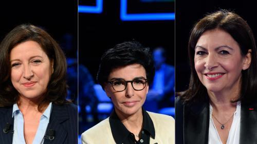 Municipales 2020 à Paris : Agnès Buzyn, Rachida Dati et Anne Hidalgo débattent avant le second tour. Regardez l'émission spéciale de franceinfo