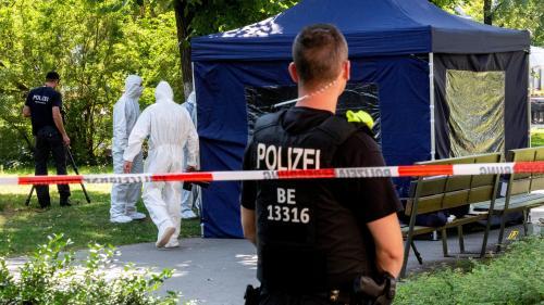 L'Allemagne accuse la Russie d'avoir commandité un assassinat à Berlin