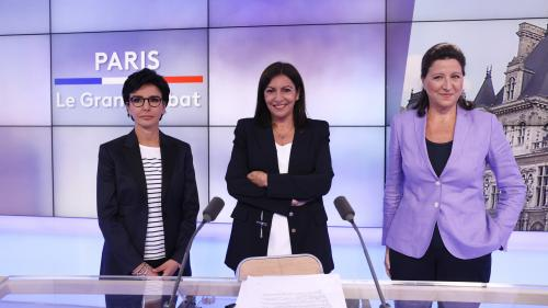 Municipales 2020 à Paris : On a fact-checké le débat entre Agnès Buzyn, Rachida Dati et Anne Hidalgo