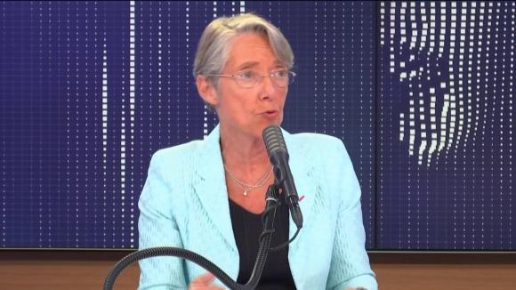 """Élisabeth Borne, ministre de la Transition écologique et solidaire, était l'invitée du """"8h30 franceinfo"""", vendredi 19 juin 2020."""