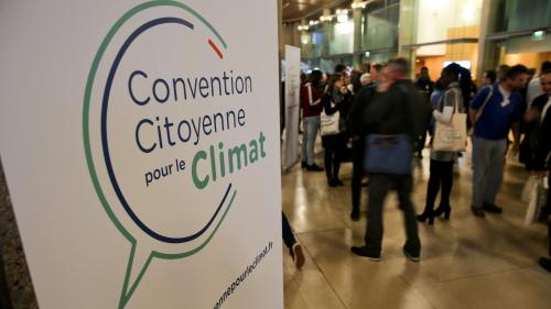 DIRECT. Convention citoyenne pour le climat : les 150 citoyens impliqués continuent de voter les mesures qu'ils proposeront au gouvernement