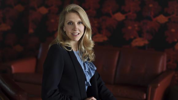 Sibyle Veil, présidente-directrice générale de Radio France