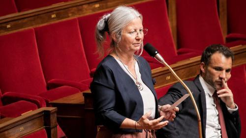 Exclue de LREM l'an passé, la députée Agnès Thill rejoint le groupe UDI à l'Assemblée