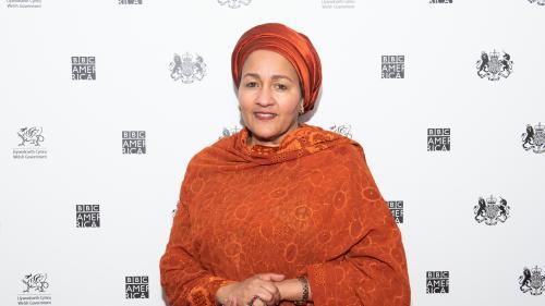 """Les hommes qui """"ferment les yeux"""" sur les violences faites aux femmes sont """"complices"""", souligne Amina J.Mohammed"""