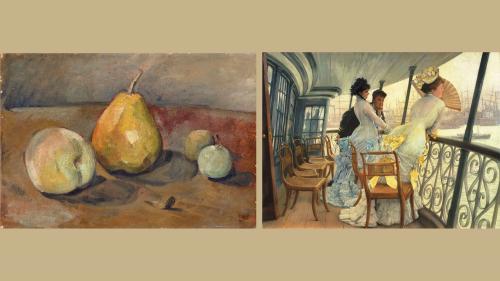 Image de couverture - James Tissot, Cézanne, Turner, Christo : les expositions qu'on pourra voir cet été à Paris