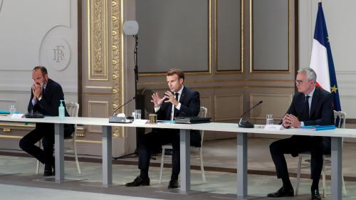 Taux du chômage partiel, nouveaux dispositifs, assurance-chômage... Cinq questions sur les annonces d'Emmanuel Macron aux partenaires sociaux