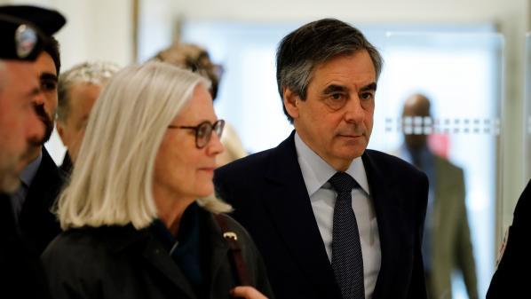 DIRECT. Emplois fictifs : François et Penelope Fillon font appel de leur condamnation