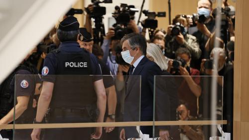"""Condamnation des époux Fillon : """"La justice ne se rend pas dans les médias, ni par des grandes déclarations outrées de la défense"""", estime le syndicat USM"""