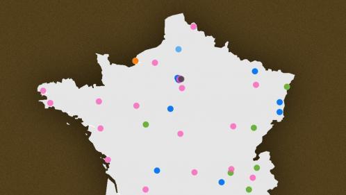 CARTE. Elections municipales 2020 : voici les 50 résultats à retenir du second tour dans les grandes villes françaises