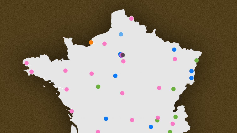 Municipales 2020 : 50 résultats à retenir du second tour dans les grandes villes françaises