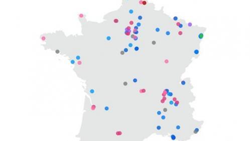 CARTE. Elections municipales 2020 : voici les 100 communes où le maire a été élu par le plus faible taux d'inscrits sur les listes