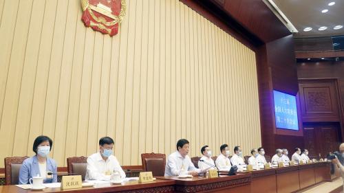 """La loi sur la sécurité nationale adoptée par Pékin : """"C'est la fin du haut degré d'autonomie de Hong Kong"""" selon un enseignant à Sciences Po"""