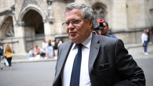 """Affaire Fillon: l'avocat de Marc Joulaud considère que """"la prison devrait être réservée aux gens dangereux pour la société"""""""